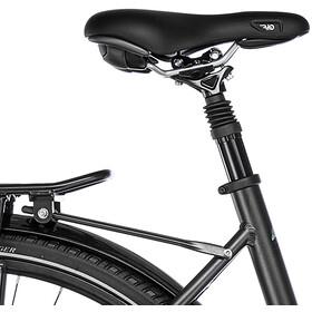 Diamant Ubari Deluxe Trekkingcykel Mono sort